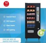 값이 싼 & 고품질 식사와 음료 결합 자동 판매기 (VCM3000A)