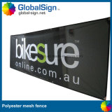 Shanghai Globalsign Large Hanging Imprimé Mesh Fence Banners (DSP04)