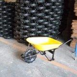La costruzione di edifici lavora la carriola calda dello strumento di giardino di vendita