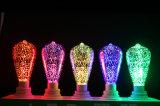 Dekorative Birne Str.-64 3D LED