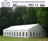 Customedの白い屋上党結婚式のテント