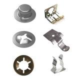 Les petites pièces métalliques d'estampage de feuille