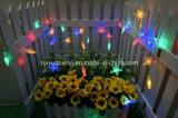 30 LEIDENE Waterdichte ZonneLichten voor Tuin, Huis, Kerstmis, Partijen