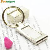 Поощрение подарок цинка металлического сплава цепочке для ключей