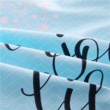 Cama grossista Defina imprimir belas lençóis lençóis de algodão 100 Consolador define extras