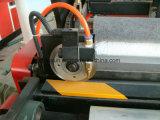 Directa de Fábrica de rebobinado de rollo de papel higiénico y la máquina perforadora