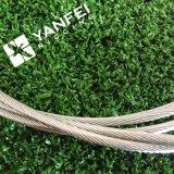 câble métallique acier inoxydable galvanisé/de 7X7/6X36