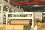 Medium-Kraftpapier-Fertigkeit-Papier-gewölbter Papierbeutel des Hochleistungs--2100, der Maschine herstellt