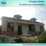 Petite maison de campagne préfabriquée