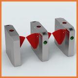 Barriera dell'ala dell'acciaio inossidabile completamente/fornitore di /Turnstile barriera della falda