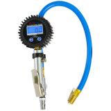타이어 수선은 LCD 디지털 압력 계기를 가진 부풀리는 장치를 도구로 만든다