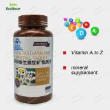 La meilleure qualité des aliments de santé et de minéraux Vitamines & Multi-Vitamin comprimé et les aliments santé de la vitamine D'ALIMENTATION Le Multi- matériau de vitamines et minéraux (1g/ tablet*60)