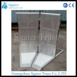 Evento Support Services Concert Crowd Control Barrier Barrier con Free Logo Temporary Barrier