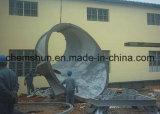 Productos de cerámica para el desgaste - equipo resistente del alúmina de Chemshun