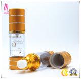 Het hete Verkopende Schoonheidsmiddel van de Fles van het Glas voor Skincare Zonder lucht