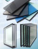 Vidro isolado, painéis de vidro isolados, vidro da vitrificação dobro (JINBO)