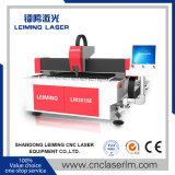 tagliatrice del laser della fibra di CNC 500W 3000mm*1500mm Lm3015e