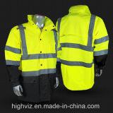 Куртка безопасности с сертификатом ANSI107 (RW-002)