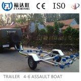 Galvanisierter Sigel-Wellen-Yacht-Schlussteil mit LED-Endstück-Licht