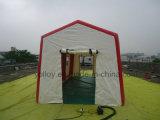 Tenda medica gonfiabile della croce rossa per il salvataggio Emergency
