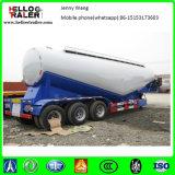 Tri As 35cbm de BulkAanhangwagen van de Tanker van het Cement 40ton voor Verkoop