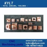 Kundenspezifisches Stoßzeitaluminium drehenpräge-CNC maschinelle Bearbeitung