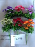 Alta qualità dei fiori artificiali dei fiori selvaggi Bush Gu-Jy162548