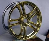 Máquina del chapado en oro del vacío para las ruedas de la aleación