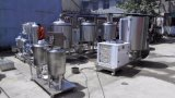 使用されたビール醸造装置のマイクロのビール醸造所