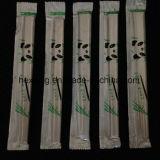 印刷されたペーパータケ箸とのキャンプの使用された健康