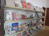 Einige Stücke, die Aluminiumfolie-Haushalts-Nahrungsmittelbehälter verpacken