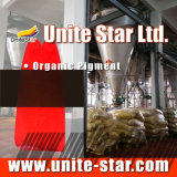 Tinte de disolvente de complejo metálico (Solvente Rojo 218) para manchas de madera