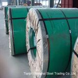 Bobine d'acier inoxydable de qualité (pente d'ASTM 201)