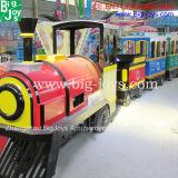 Train sans balle pour le centre commercial