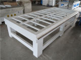 Mobília de madeira que faz o router de madeira de trituração do CNC da gravura do CNC