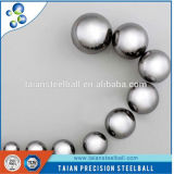 52100 Teniendo la bola de acero, para rodamientos de bolas de acero cromado