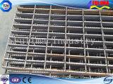 金網が付いている熱いすくいの電流を通された鋼鉄格子