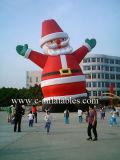 膨脹可能な休日プロダクト、メリークリスマスのための休日Inflatablesを広告するメリークリスマス