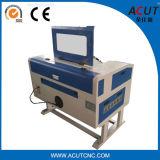 ゴム印アクリル木レーザーの彫版機械価格40W
