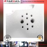 0.5-5mm Blech-Herstellung mit Laser-Ausschnitt Bendinng Schweißen