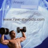 Polvo oral Anavar Winstrol Dianabol Anadrolo de los esteroides del Bodybuilding
