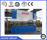 CNC freno hidráulico de presión para la venta, WC67K pressbrake en made in China sitio web