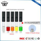 관례 0.5ml 높 투명한 Cbd 기름 카트리지 기화기 Vape 펜