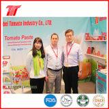 2.2kg eingemachtes Tomatenkonzentrat der Gino-Marke mit niedrigem Preis