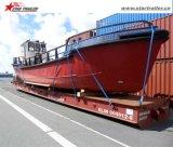 Rimorchio di Mafi del rimorchio del rullo per transito del contenitore di 20FT 40FT