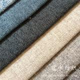 Le polyester décoratif de tissu de textile de maison de polyester Toile-Touchent pour le sofa