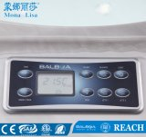 Monalisa роскошных стиле джакузи спа с водонепроницаемый телевизор (M-3304)
