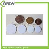 125kHz EM4100 RFID Belüftung-Platte versieht Plastikmünzenmarkenkarte mit Warnschild