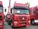 Het Hoofd van de Tractor van de Vrachtwagen HOWO van Howotractor 420HP van Sinotruk 6X4