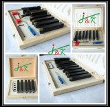 Indexable поворачивая инструмент/держатель инструмента Сталью на машинное оборудование 12mm